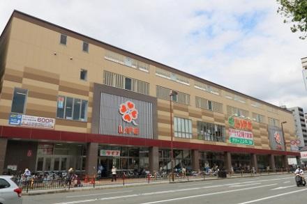 ライフ二条駅前店.JPG