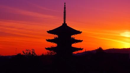 高台寺付近から眺める八坂の塔.jpg